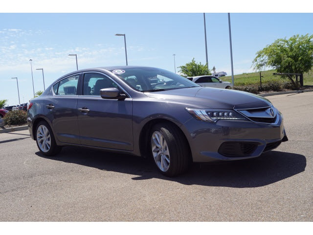 Pre-Owned 2018 Acura ILX 2.4L