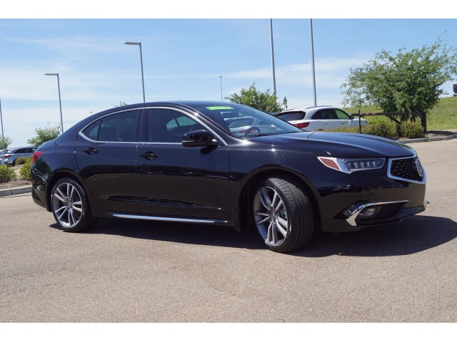 Pre-Owned 2019 Acura TLX 3.5L Advance Pkg