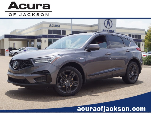 New 2020 Acura Rdx With A Spec Package 4d Sport Utility In Ridgeland