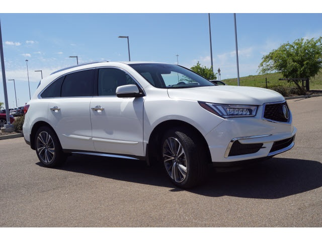Certified Pre-Owned 2019 Acura MDX with Technology Package