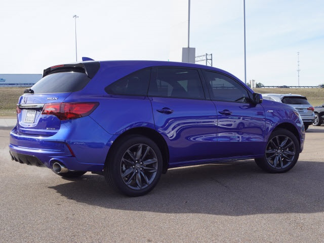 Pre-Owned 2019 Acura MDX 3.5L Technology Pkg w/A-Spec Pkg
