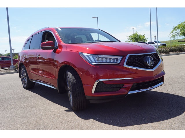 Certified Pre-Owned 2019 Acura MDX SH-AWD with Technology and Entertainment Packages