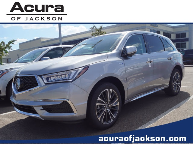 New 2020 Acura MDX Sport Hybrid Sport Hybrid SH-AWD with Technology Package