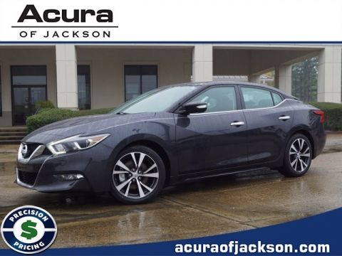 Pre-Owned 2016 Nissan Maxima 3.5 SL
