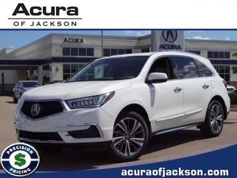 Certified Pre-Owned 2019 Acura MDX with Technology and Entertainment Packages