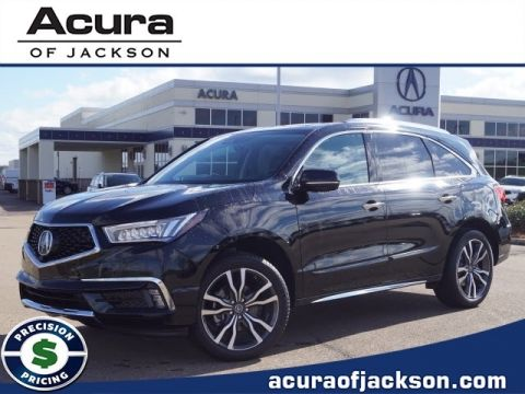 Certified Pre-Owned 2020 Acura MDX with Advance Package